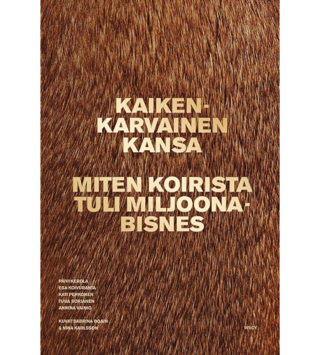 Kerola, Koivuranta, Pehkonen, Sorjanen, Vainio: Kaikenkarvainen kansa