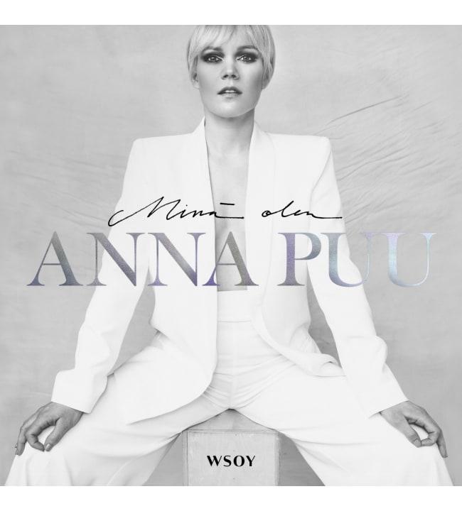 Mari Koppinen: Minä olen Anna Puu