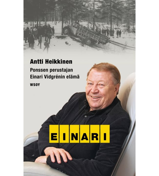 Antti Heikkinen: Einari
