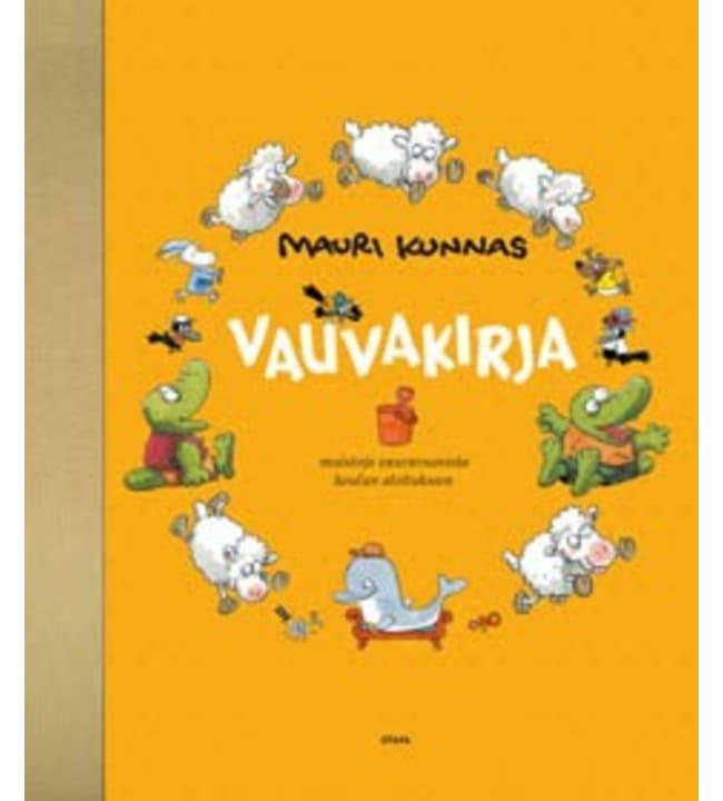 Mauri Kunnas: Vauvakirja