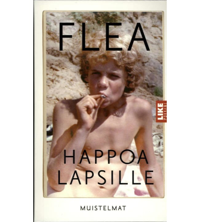 Flea: Happoa lapsille pokkari