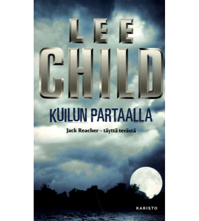 Lee Child: Kuilun partaalla pokkari