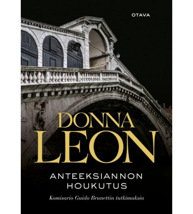 Donna Leon: Anteeksiannon houkutus pokkari