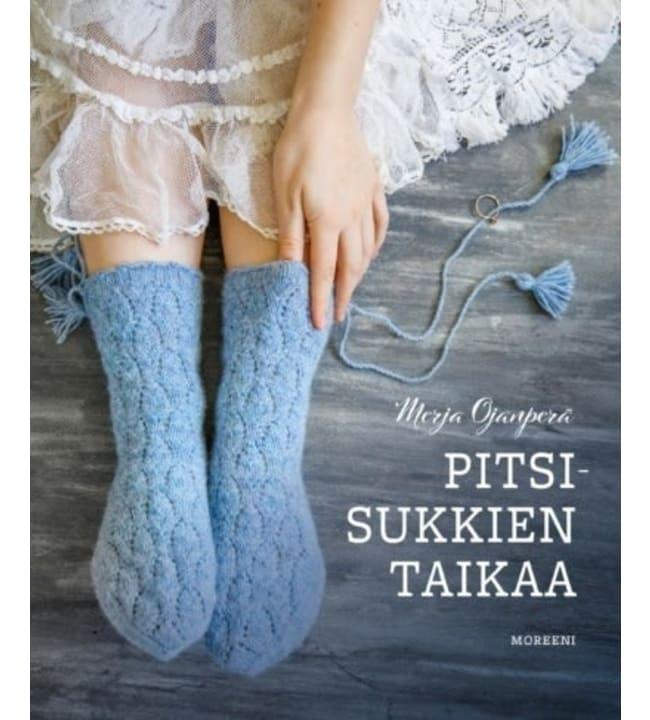 Merja Ojanperä: Pitsisukkien taikaa