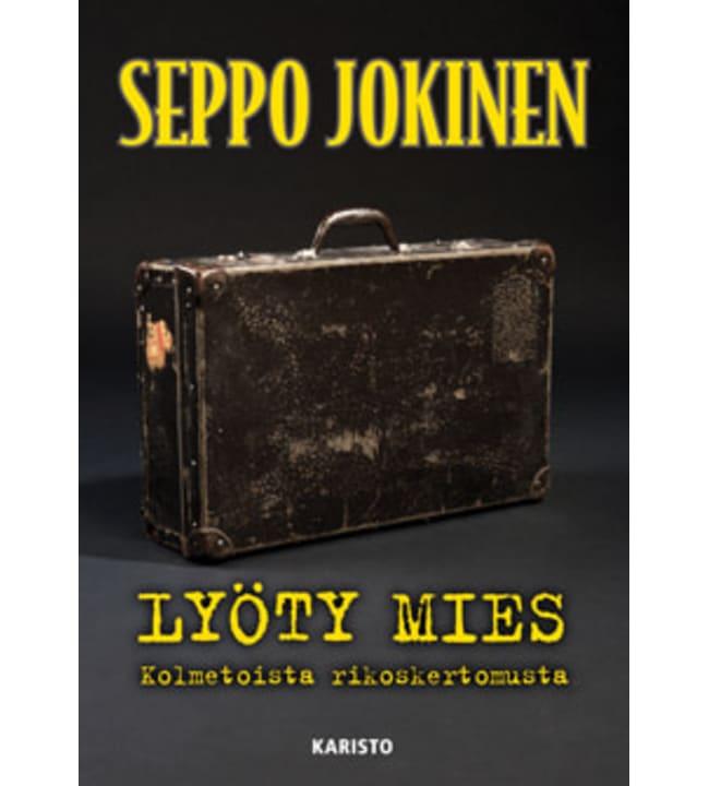 Seppo Jokinen: Lyöty mies äänikirja