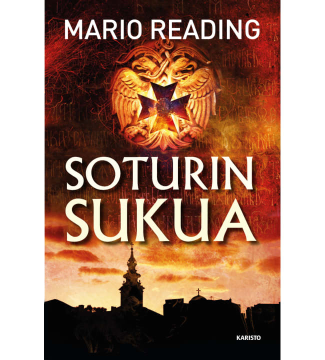 Mario Reading: Soturin sukua