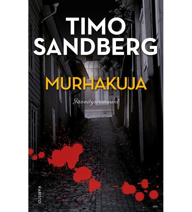 Timo Sandberg: Murhakuja äänikirja