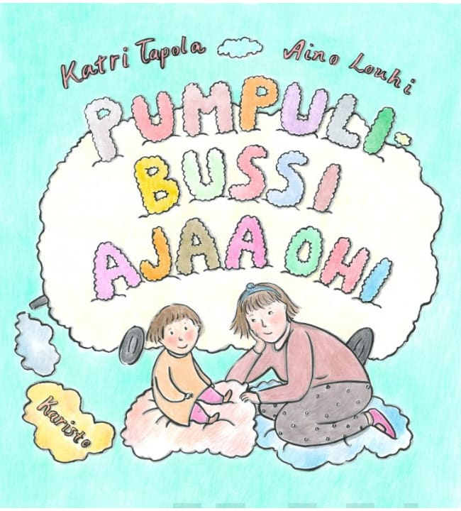 Katri Tapola: Pumpulibussi ajaa ohi