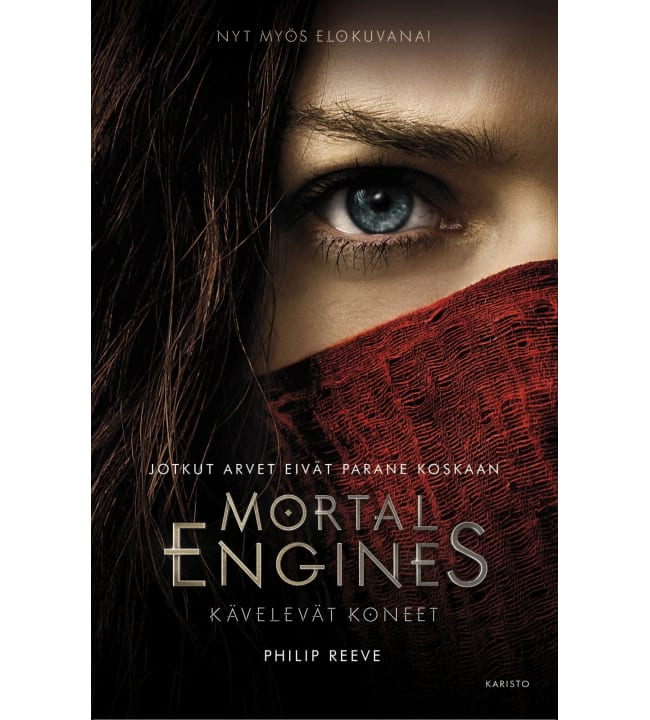 Philip Reeve: Mortal Engines - Kävelevät koneet