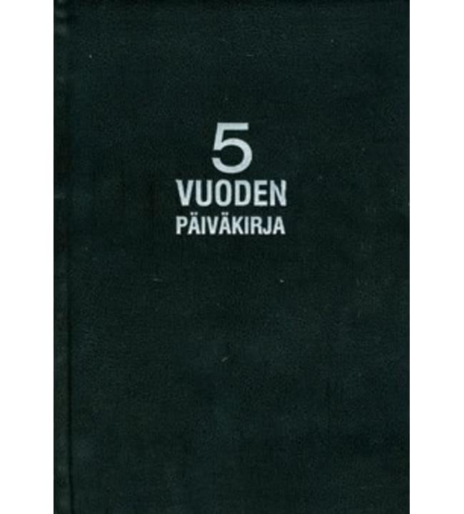 KP 90755 5 vuoden päiväkirja