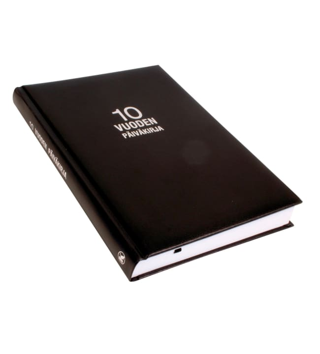 KP 10 vuoden päiväkirja