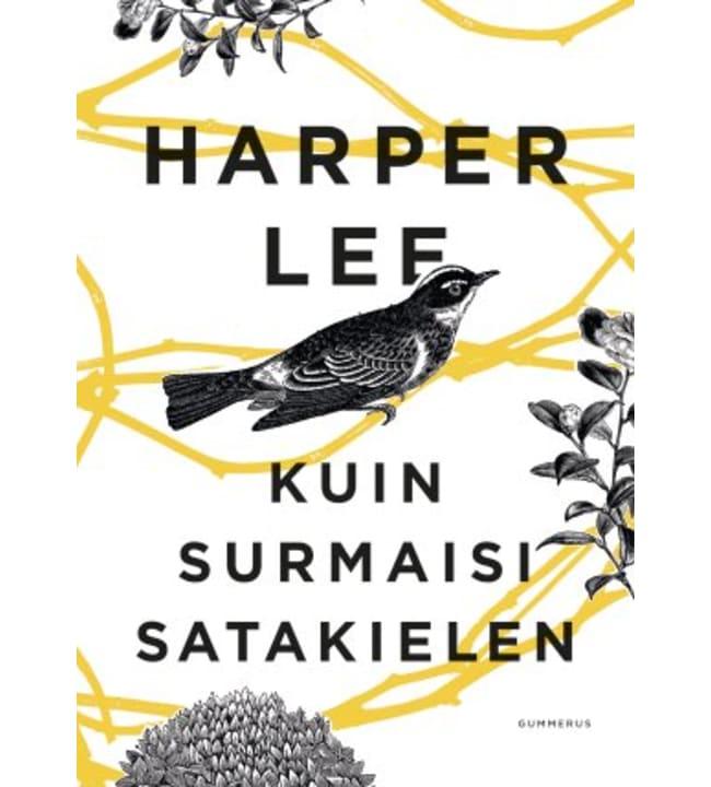 Harper Lee: Kuin surmaisi satakielen pokkari