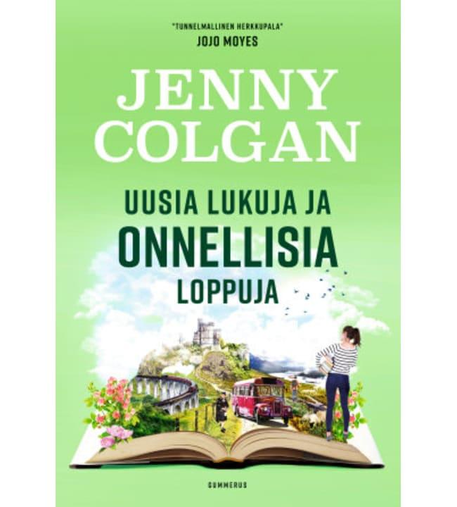 Jenny Colgan: Uusia lukuja ja onnellisia loppuja pokkari