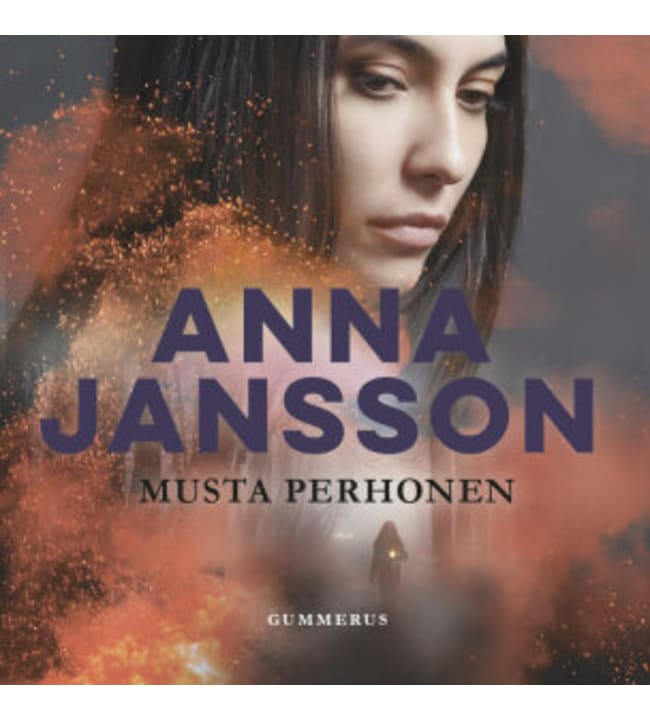 Anna Jansson: Musta Perhonen pokkari