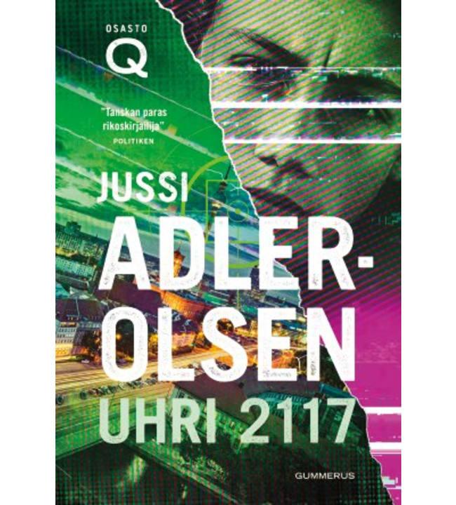 Jussi Adler-Olsen: Uhri 2117 pokkari
