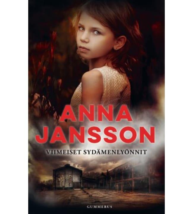 Anna Jansson: Viimeiset sydämenlyönnit pokkari