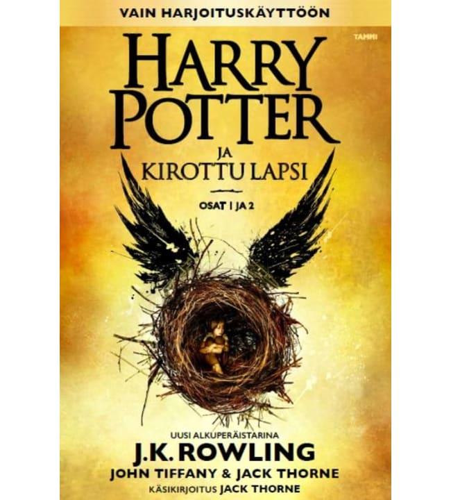 J.K. Rowling, John Tiffany, Jack Thorne: Harry Potter ja kirottu lapsi