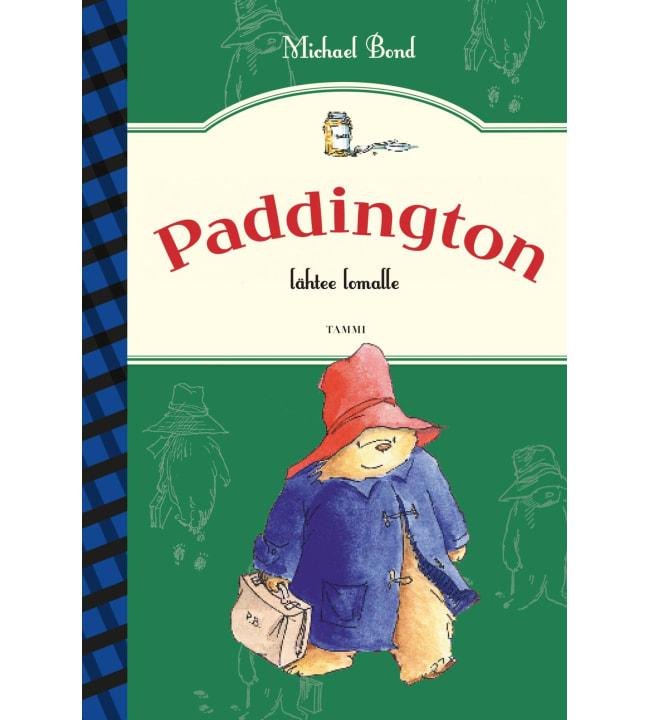 Michael Bond: Paddington lähtee lomalle