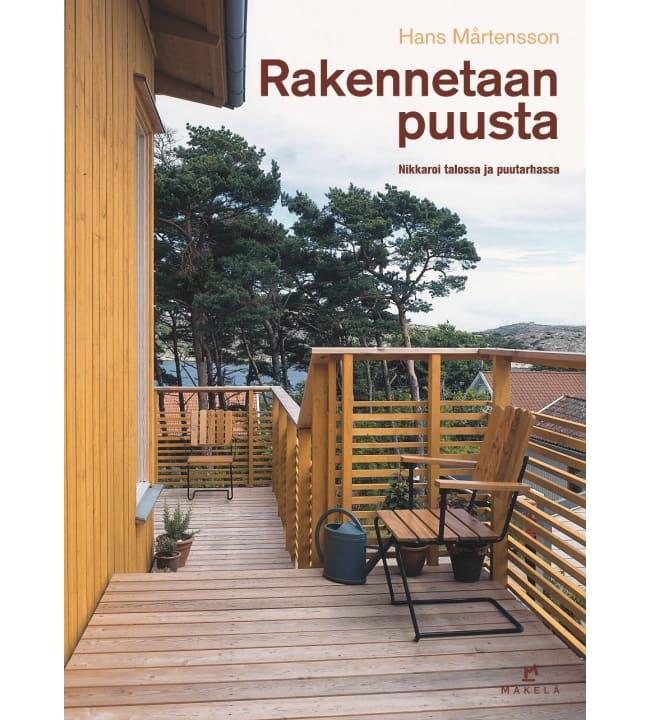 Hans Mårtensson: Rakennetaan puusta