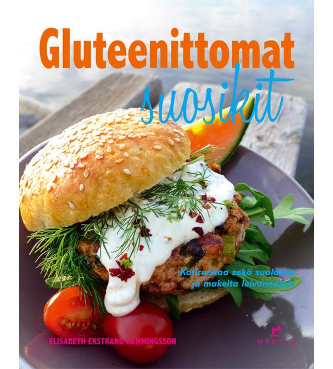Elisabeth Hemmingsson Ekstrand: Gluteenittomat suosikit
