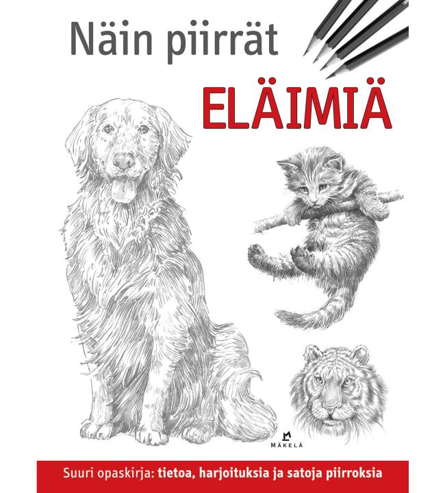 Walter T. Foster: Näin piirrät eläimiä