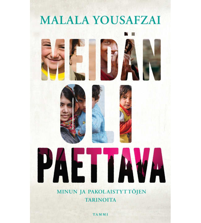 Malala Yousafzai: Meidän oli paettava