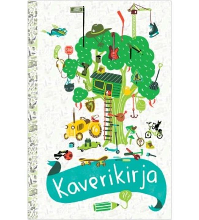 Varpu, Markkula: Kaverikirja