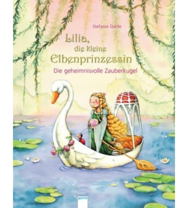 Dahle: Lilia, pieni keijukaisprinsessa