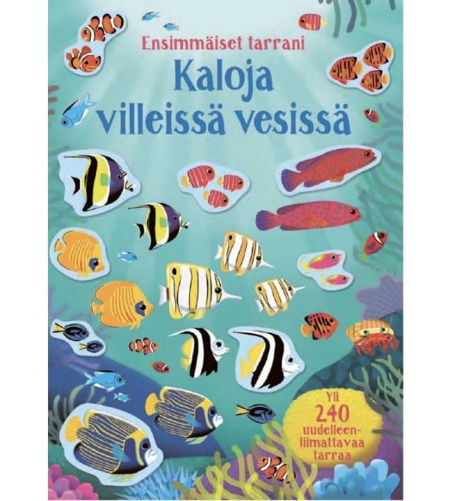 Ensimmäiset tarrani: Kaloja viileissä vesissä
