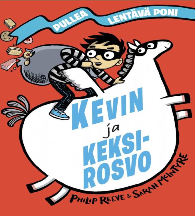 Philip Reeve: Kevin ja keksirosvo