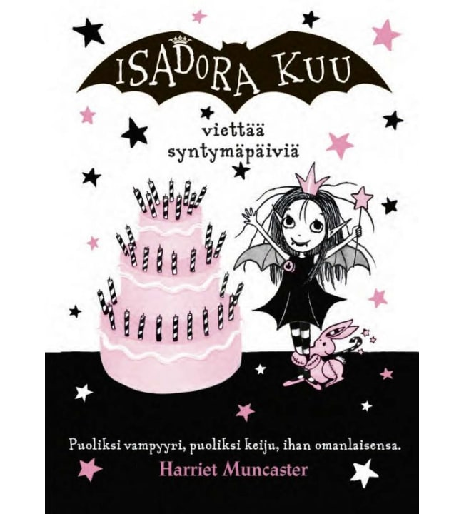 Harriet Muncaster: Isadora Kuu viettää syntymäpäiviä