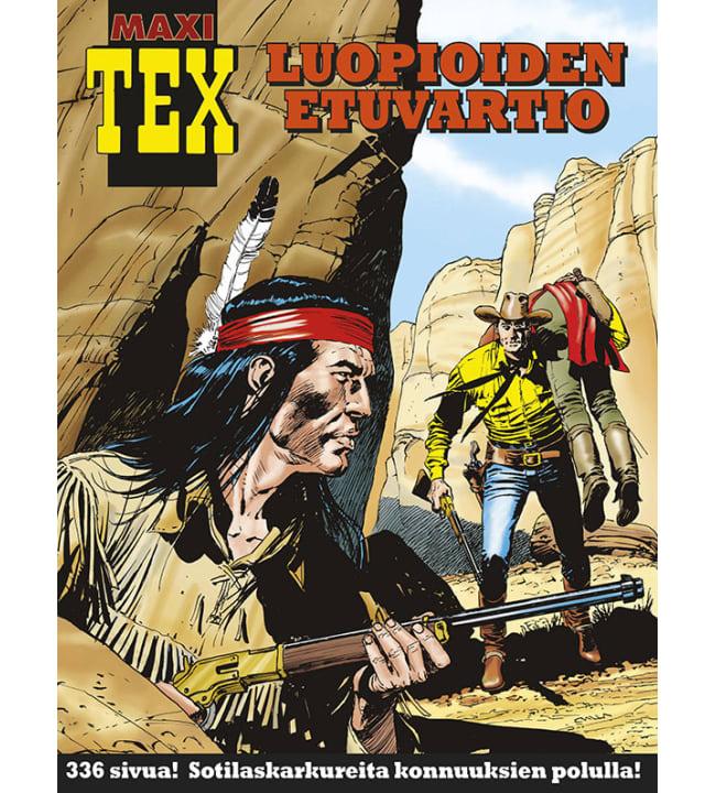 Maxi-Tex 29: Luopioiden etuvartio