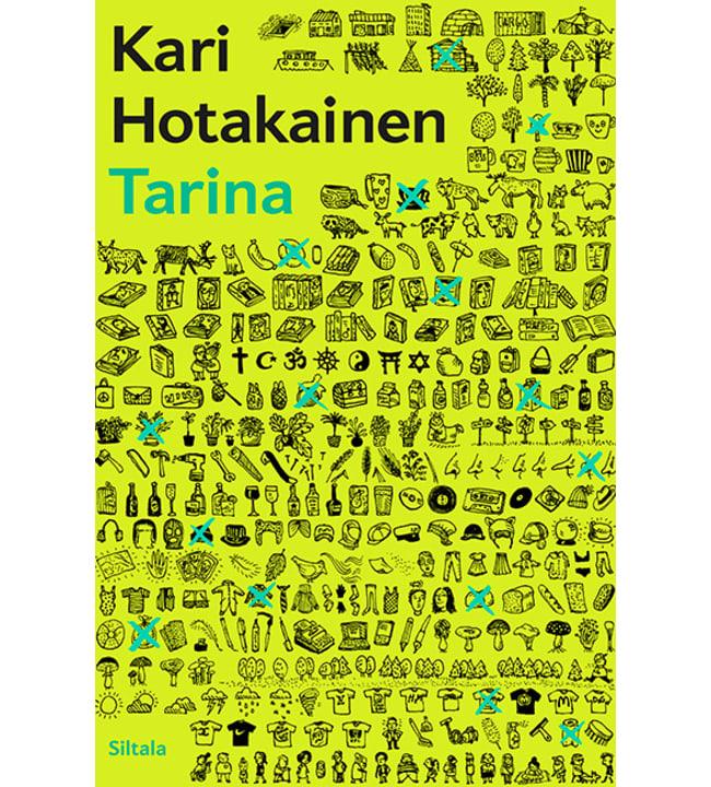 Kari Hotakainen: Tarina pokkari