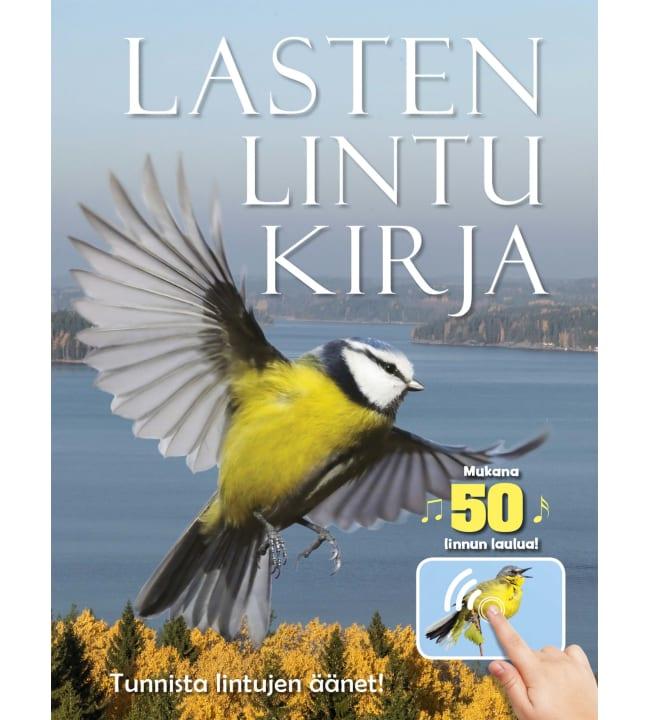 Lasten lintukirja - 50 linnun laulua