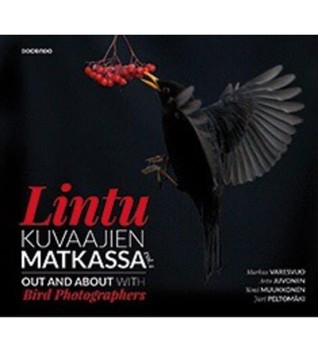 Markus Varesvuo, Arto Juvonen, Tomi Muukkonen, Jari Peltomäki: Lintukuvaajien matkassa vol. 2