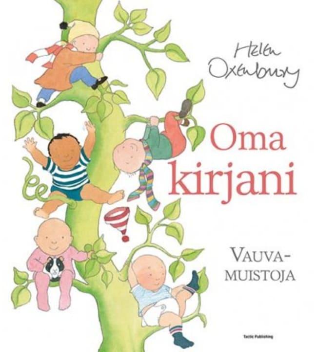 Oma kirjani - Vauvamuistoja