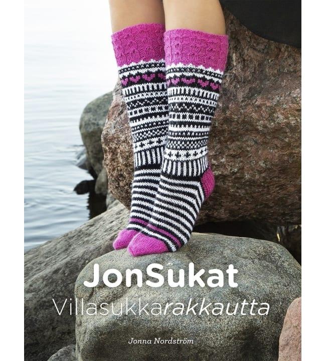Jonna Nordström: Jonsukat - Villasukkarakkautta