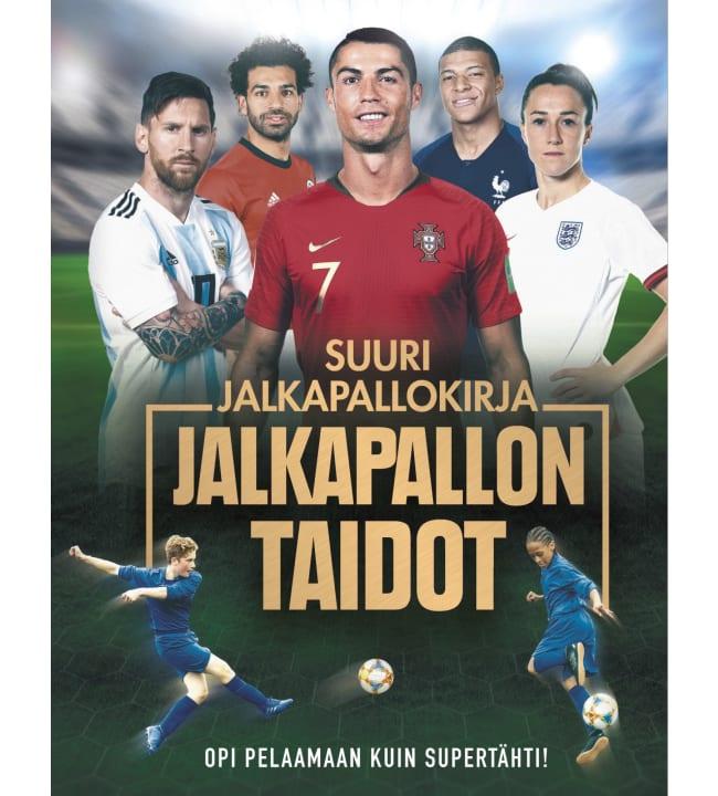 Suuri jalkapallokirja - Jalkapallon taidot