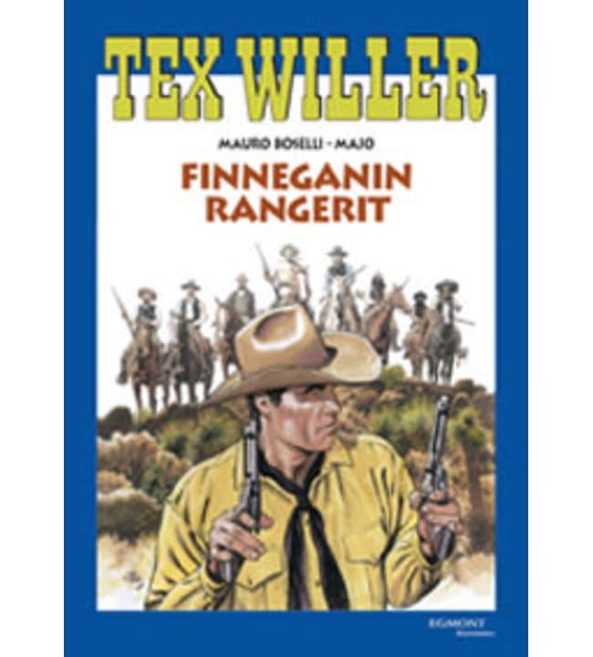 Tex Willer Suuralbumi 38: Finneganin rangerit