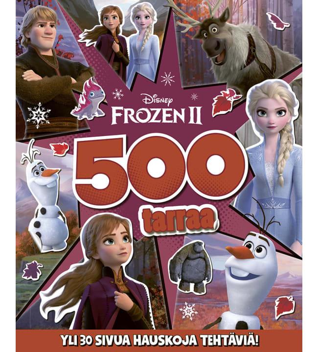 Disney Frozen 2 tarrapuuhakirja