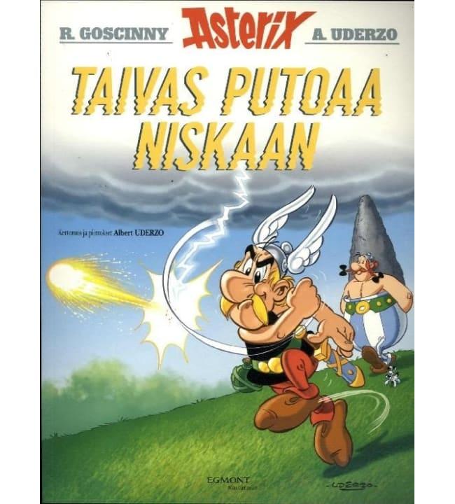 Asterix #33: Taivas putoaa niskaan