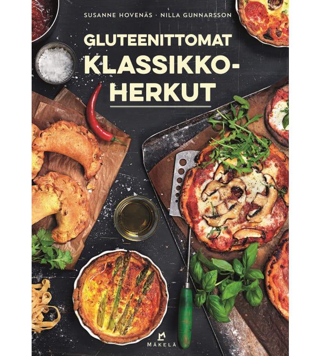 Susanne Hovenäs, Nilla Gunnarsson: Gluteenittomat klassikkoherkut