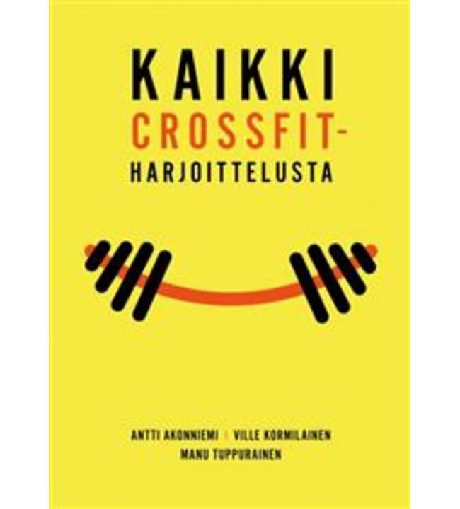Kaikki Crossfit -harjoittelusta