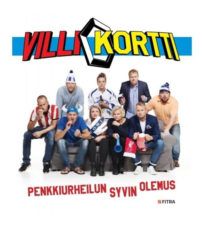 Kalle Kotiranta, Heidi Holmavuo: Villi kortti