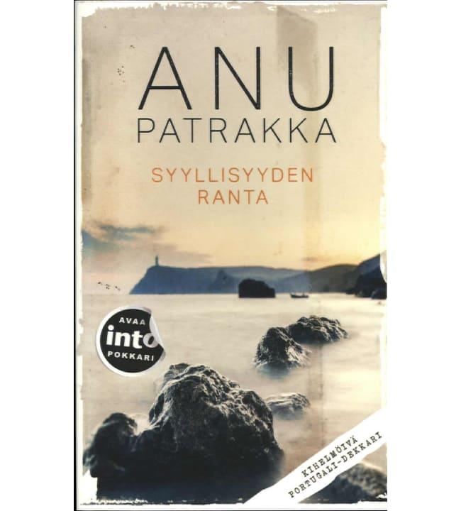 Anu Patrakka: Syyllisyyden ranta pokkari