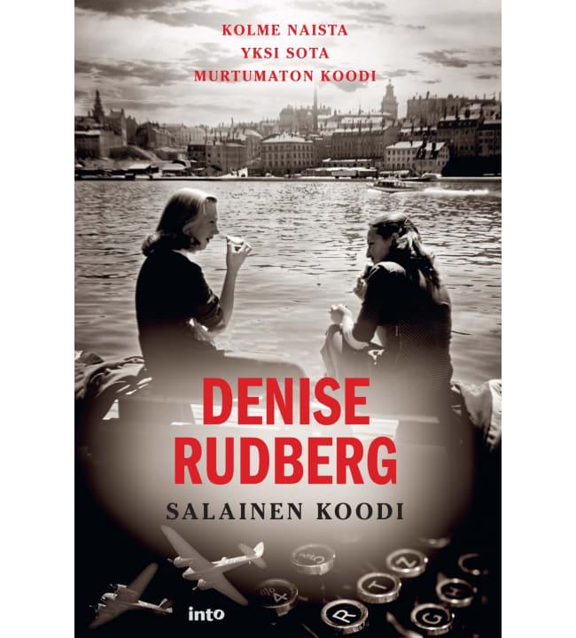 Denise Rudberg: Salainen Koodi pokkari