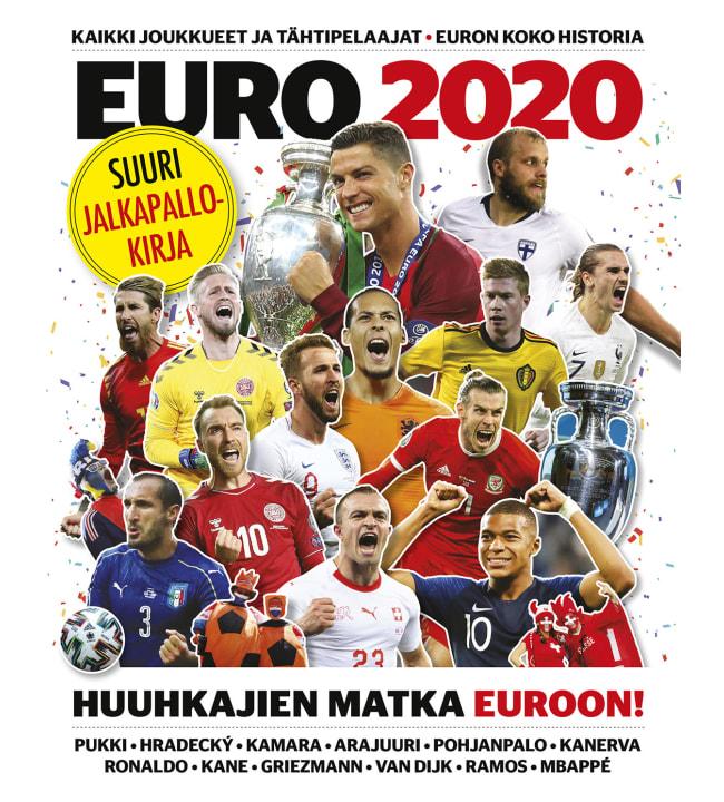 Suuri jalkapallokirja - Euro 2020
