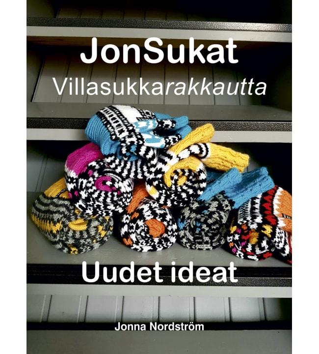 Jonna Nordström: Jonsukat - Villasukkarakkautta - Uudet ideat