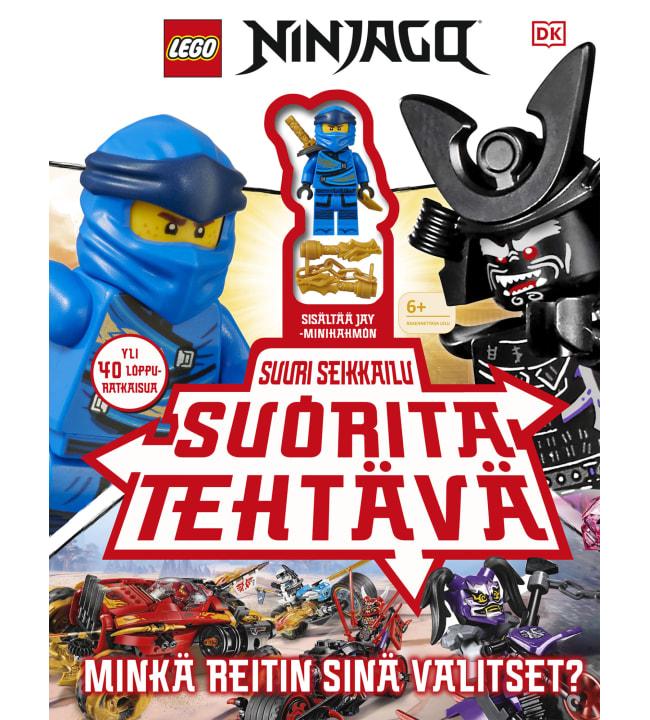 Dorling Kindersley: Lego Ninjago