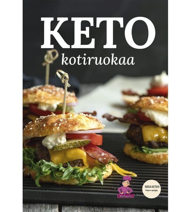 Heli Rämäkkö, Kati Jaakonen: Keto kotiruokaa